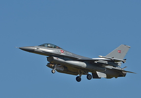 DANISH AIR FORCE (07 09 2012) 1