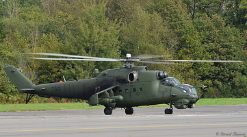 Mil Mi-24D -Hind- (Poland Air Force) 1