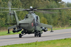 Mil Mi-24D -Hind- (Poland Air Force) 3