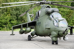 Mil Mi-24D -Hind- (Poland Air Force) 7