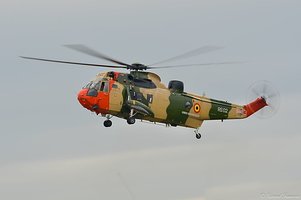 BAF - Sea King Mk48