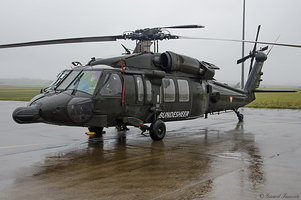 Austria Air Force. Sikorsky S-70A-42 Black Hawk.