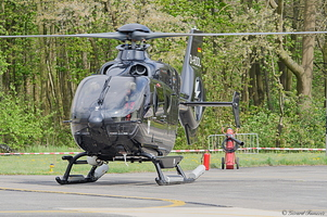 Germany Navy Eurocopter EC-135 P