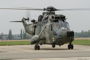 Germany Navy Westland WS-61 Sea King Mk41