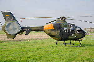 Germany Army Eurocopter EC-135 T-1