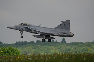 JAS - 39C Gripen - Czech Republic Air Force