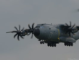 A400 M - UK Air Force