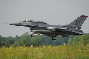 F-16 - USA Air Force