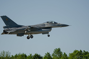 F-16 - Belgium Air Force