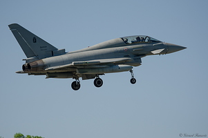 Typhoon Italy Air Force