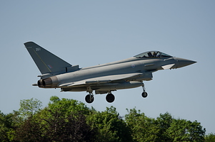Typhoon - UK Air Force