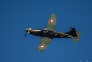 Pilatus PC7 - Austria Air Force