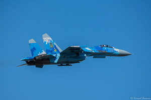Sukhoi 27 - Ukraine Air Force