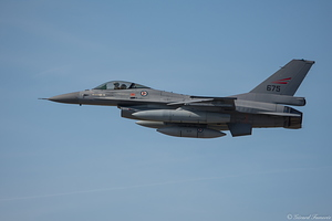 F-16  Norway Air Force