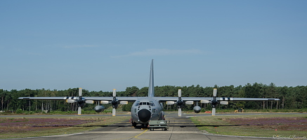 C-130 Hercules - Invasion Stripes