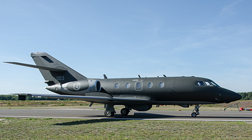 Falcon 20 ECM - Norway Air Force