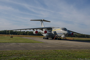 Ilyushin II - 76MD - Ukraine Air Force